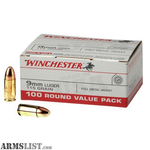 Winchester 9mm Ammo – Quotes of the Day