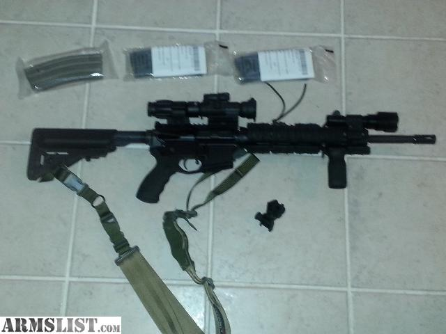 Armslist For Sale Trade Lmt Ar 15 With Aimpoint Pro And