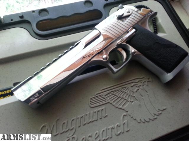chrome baby desert eagle - photo #32