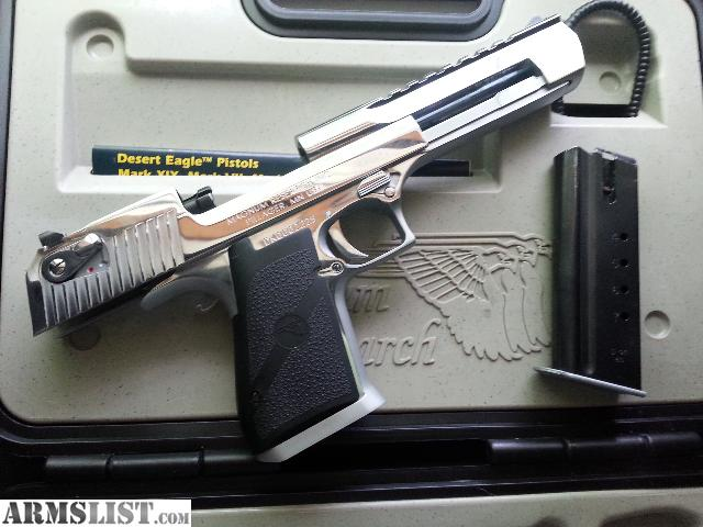 chrome baby desert eagle - photo #33