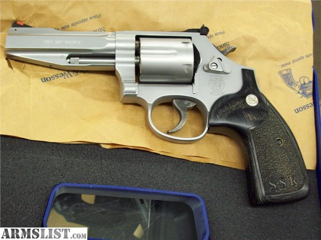 357 Revolver SW 686 Plus Or Ruger GP100 Archive
