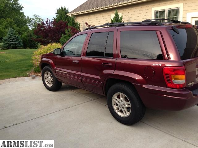 armslist for sale jeep grand cherokee new v8 powertrain many new parts. Black Bedroom Furniture Sets. Home Design Ideas