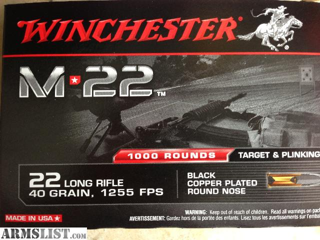 375 brick 22lr cci $ 59 500rds 22lr m 22 winchester in box black