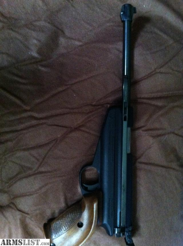 Feinwerkbau Model65 http://www.armslist.com/posts/1799364/houston-texas-handguns-for-sale-trade--feinwerkbau-model-65-cal---45--177