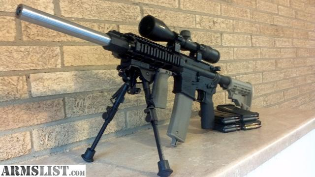 Dpms Barrel Review: For Sale: DPMS LR308 GII BULL 24