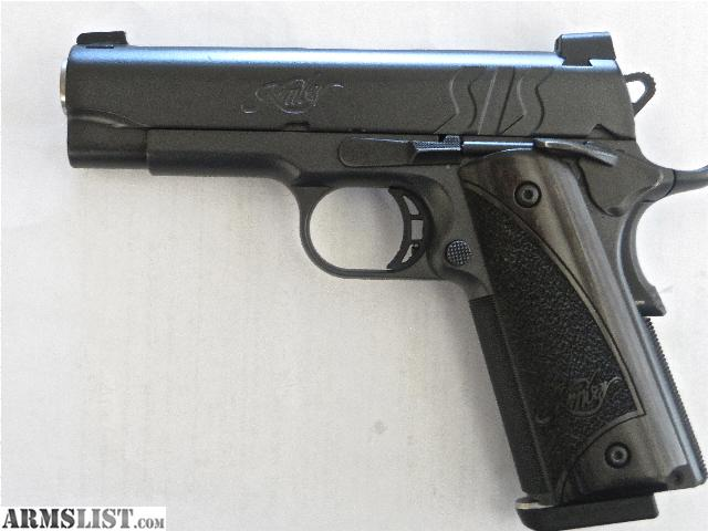 Have a like new kimber sis 1911 45 acp with box and 1 mag for sale