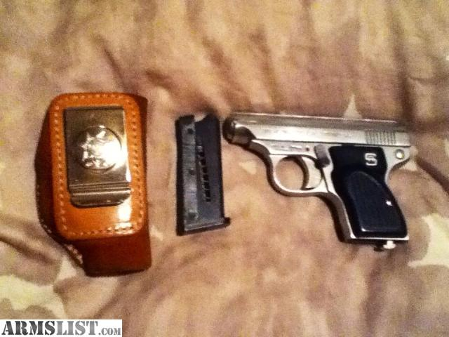 ARMSLIST - For Sale: Sterling 22LR semi automatic conceal ...