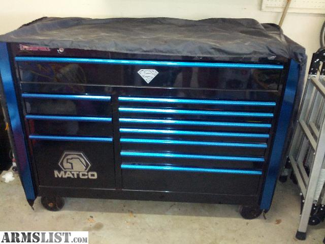 Armslist For Sale Trade Matco Tool Box Wtt