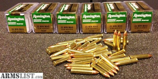 Armslist for sale 22 wmr ammo for sale 22 winchester magnum