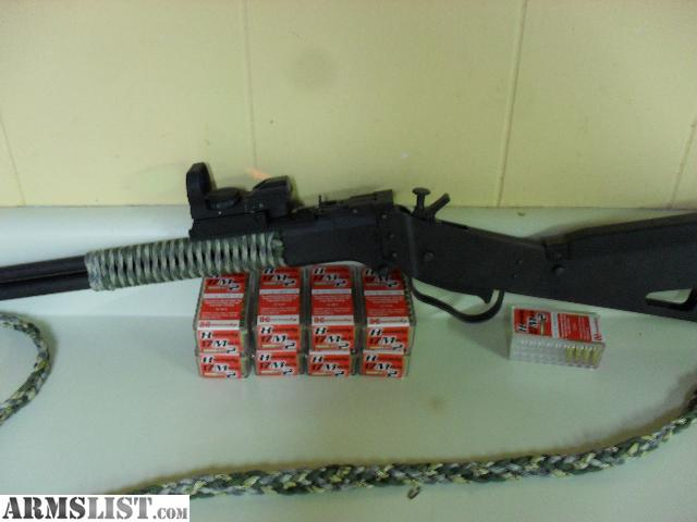 M6 Scout For Sale http://armslist.com/posts/1841503/omaha-nebraska-rifles-for-sale--springfield-scout-m6