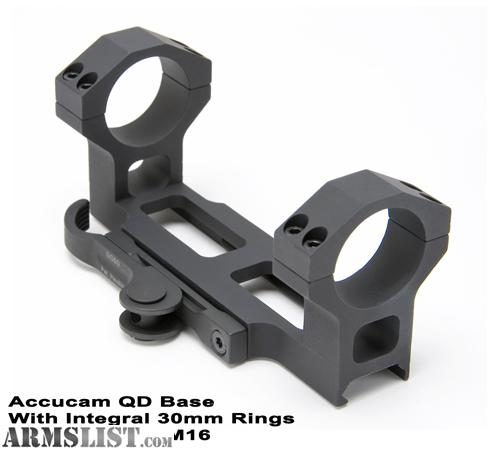 Mm See Thru Scope Rings Browning A Bolt