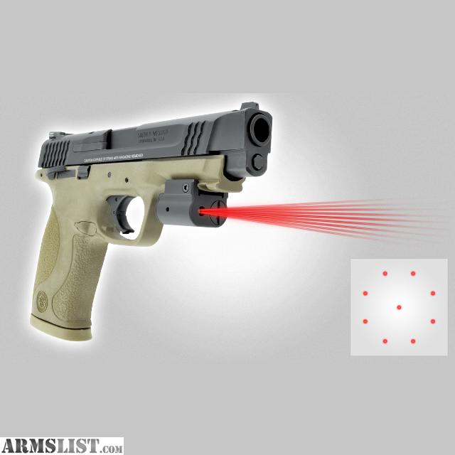 Laserlyte Center Mass Green Laser Sight: For Sale: LaserLyte CM-MK4 Center Mass Red