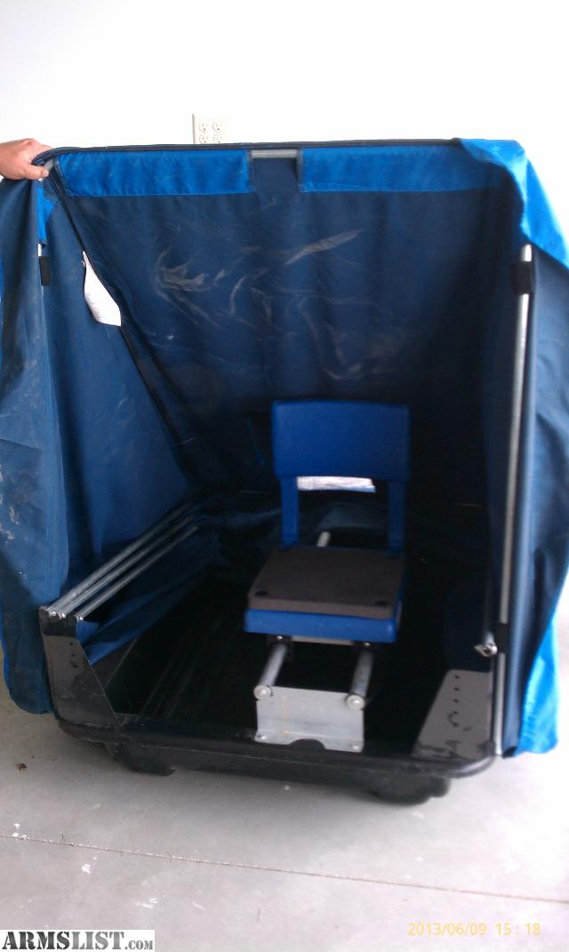 Armslist for sale dave genz ice fishing shelter for Ice fishing shelters for sale