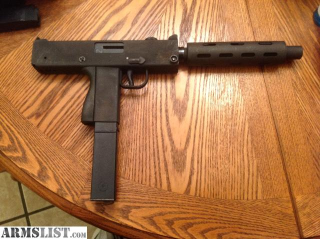 ARMSLIST - For Sale: Mac 11 9mm w/ 2 30rd clips, closed ...