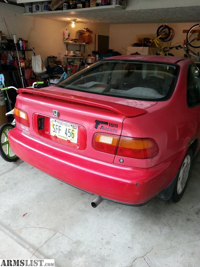Armslist for sale 93 honda civic ex 2 door 5spd for 03 honda civic 2 door