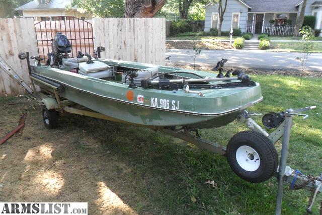 Armslist for sale trade nice fishing boat for Nice fishing boats