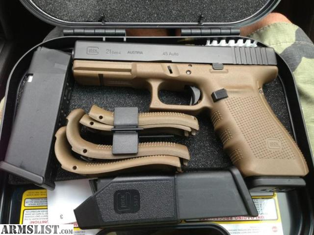 Man Cave Guns For Sale : Armslist for sale glock gen flat dark earth