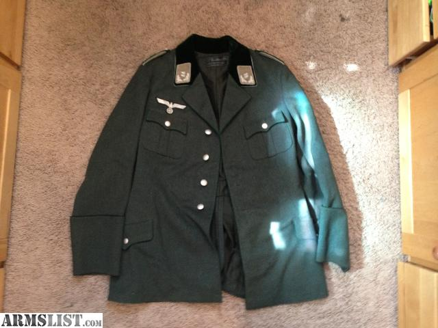 Armslist For Sale Trade Wwii German Uniforms For Sale