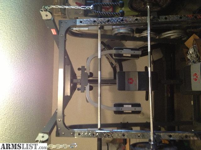 marcy smith machine for sale