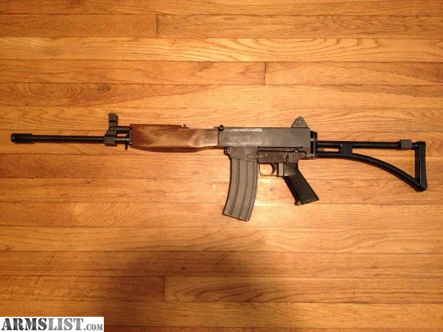 For Sale: Bushmaster Assault Rifle 5.56mm