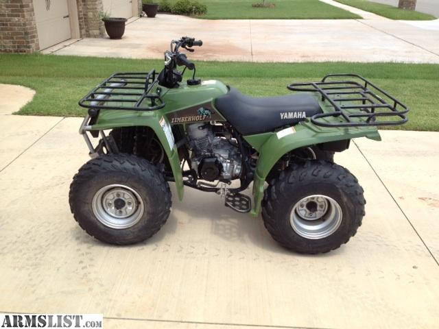 armslist for sale trade yamaha four wheeler. Black Bedroom Furniture Sets. Home Design Ideas