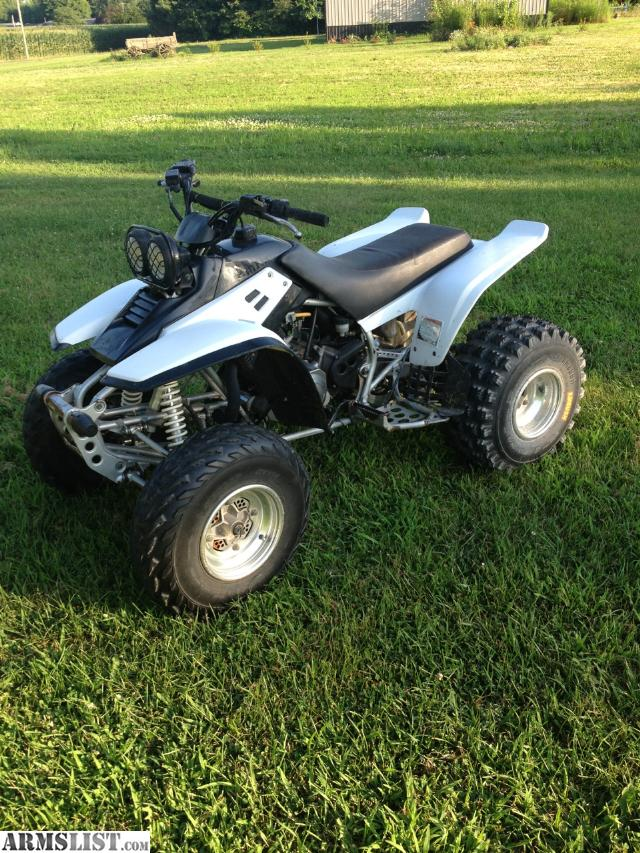 Armslist for sale 2001 yamaha warrior 350 for sale or trade for Yamaha warrior for sale