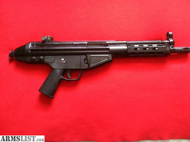 ARMSLIST - For Sale: PTR91 PDW .308 Handgun (H&K 91 clone w/ 8.5.