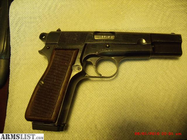 Dating browning hi power