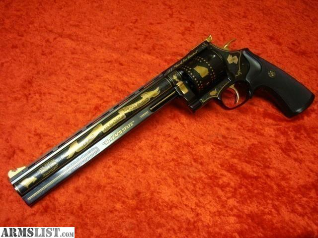 Peach State Insurance >> ARMSLIST - For Sale: DAN WESSON 445 SUPER MAG 1/100 ...