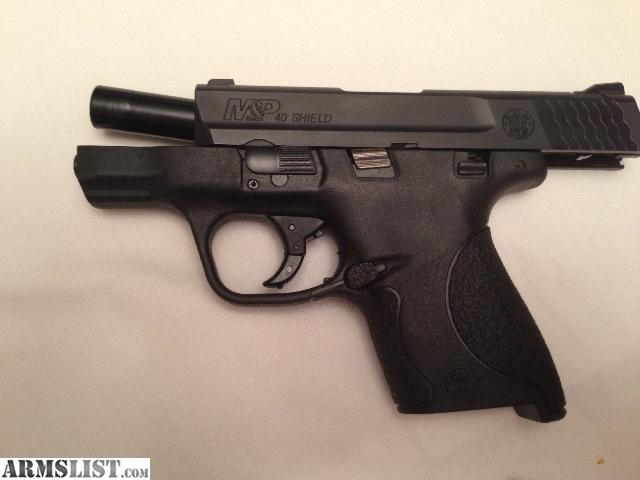 M And P Shield 40 Will trade for: