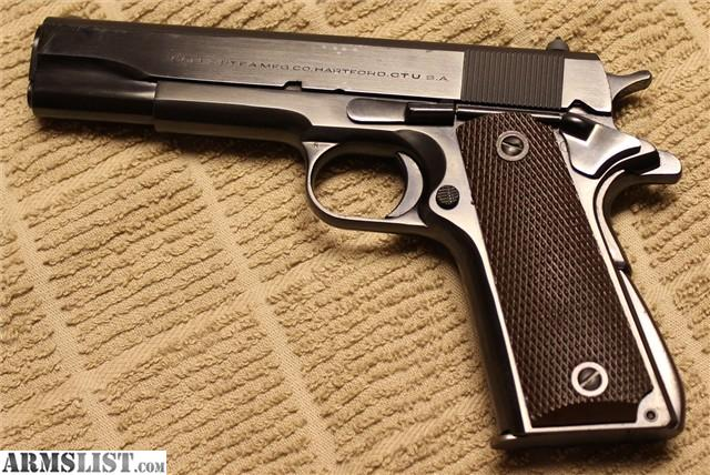 1947 colt 1911 price check - The Firing Line Forums