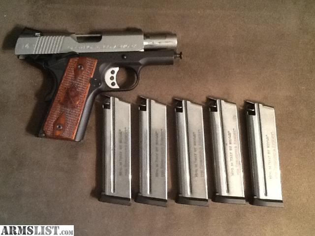 For Sale: Springfield Armory EMP 9MM