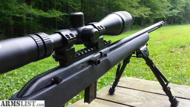 The Savage Arms Mark Ii Tr  22 Lr Bolt Action Rifle {Forum Aden}