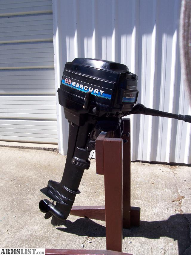 Armslist for sale trade exc running mercury 9 8hp for Mercury 9 hp outboard motor