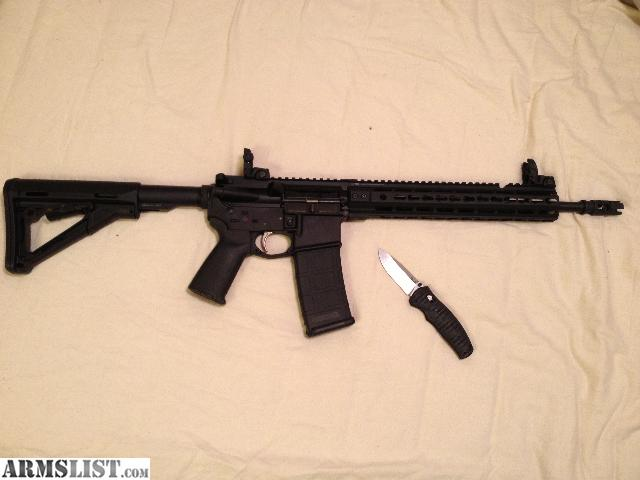 armslist for sale  trade 14 5 quot  gas piston ar15 made by basement models basemental mod sims 4