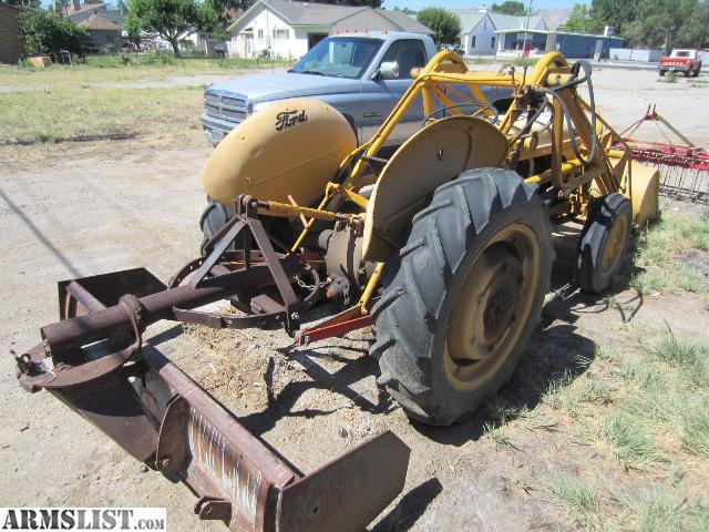 Ford 9n Loader : Armslist for sale ford n front loader box scaper