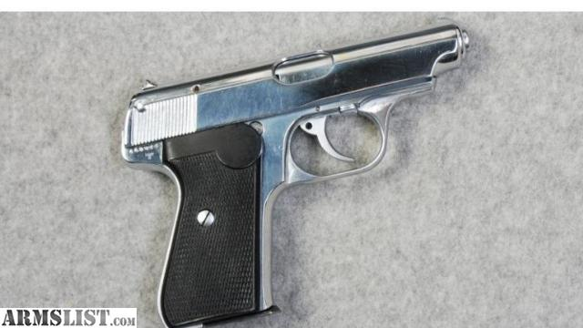 Sauer 38H for Sale http://www.armslist.com/posts/2027679/indiana-handguns-for-sale--jp-sauer-38h--32-acp