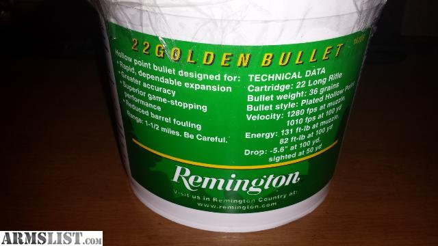 For Sale: 22LR Ammo High Velocity NOT cheap bulk