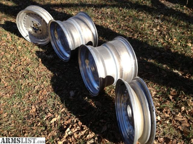 Armslist For Sale Trade 5 Lug Fatties And Skinny