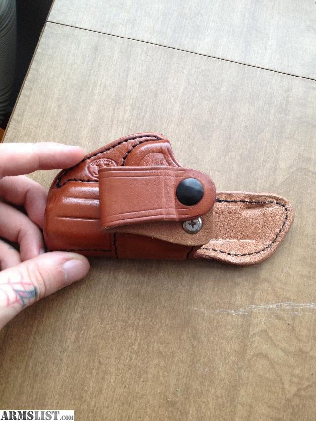 Holster Iwb P938 New Leather Iwb For P938