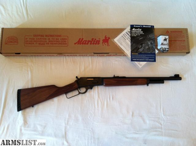 For Sale: MARLIN 1895G 45-70 Gov't GUIDE GUN JM