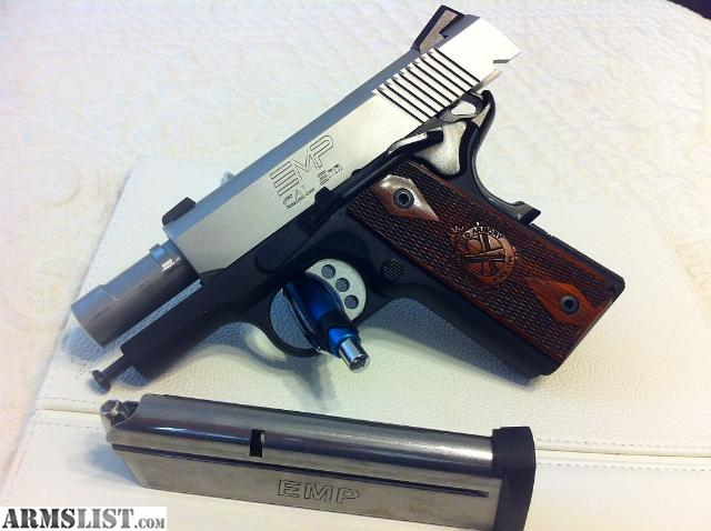 For Sale: Springfield 1911A1 EMP 9mm