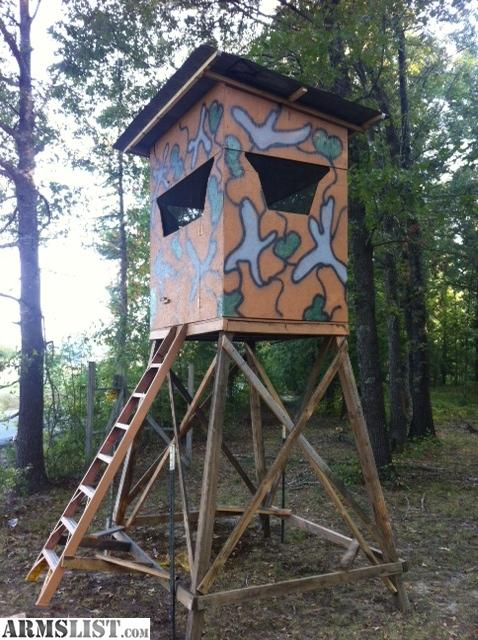 Armslist For Sale 8 And 10 Box Hunting Stands