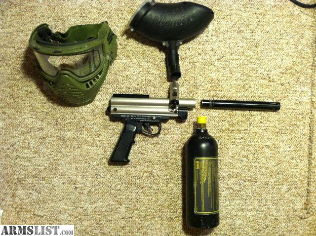 how to make a good paintball gun