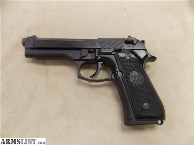 ARMSLIST - For Sale: Beretta 92 F 9mm Parabellum 15rd mag