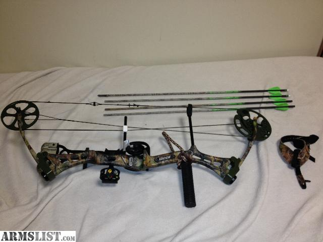 Armslist for sale fred bear encounter bow package