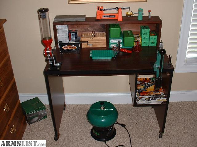 Armslist For Sale Reloading Equipment