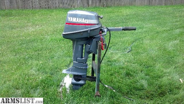 armslist for sale 6 hp yamaha outboard motor like new