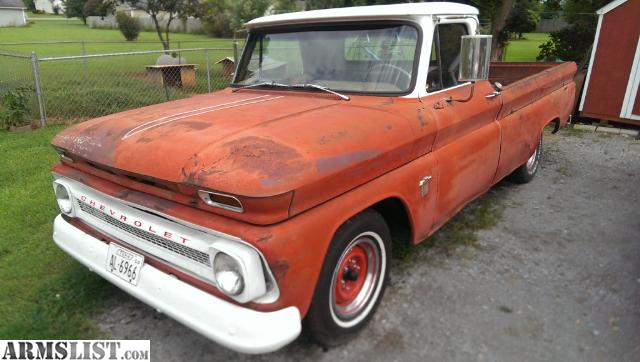 Armslist For Sale Trade 1964 Chevy C10 For Sale Or Trade