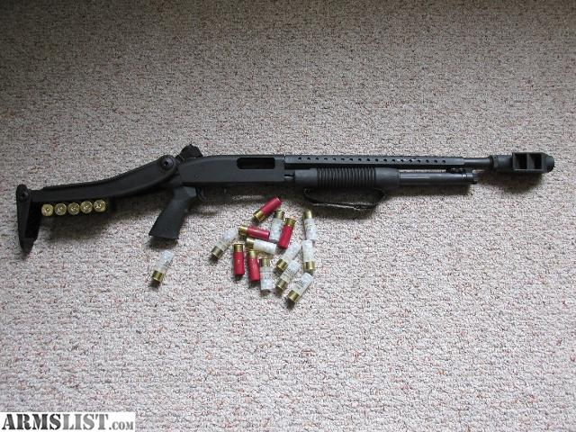 armslist for sale mossberg 500 roadblocker 12g